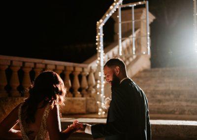 A Last Minute Wedding at Twilight