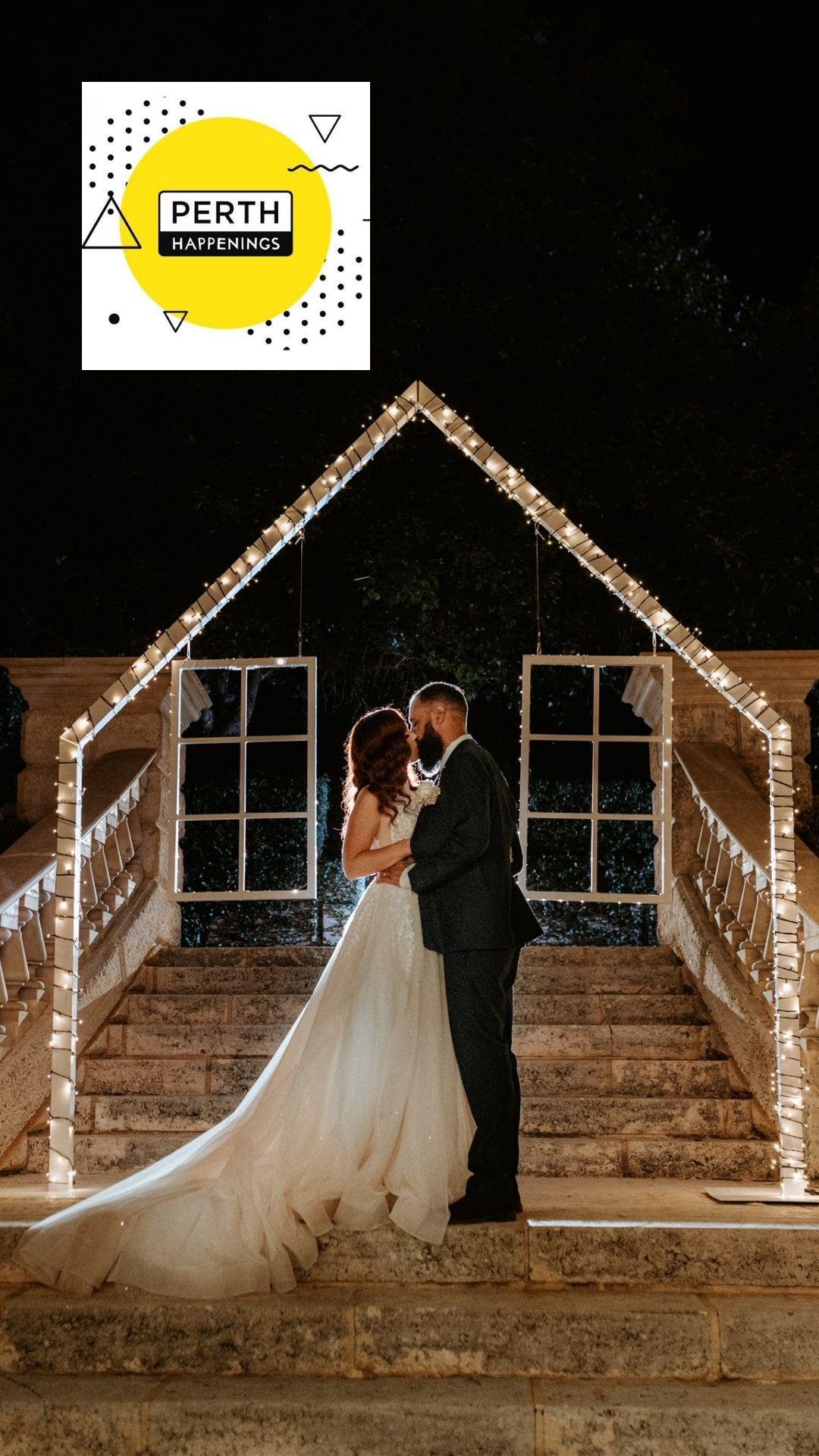 Perth happenings covid 19 wedding elopement wedding planner